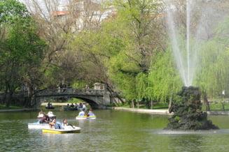 Cismigiul, in topul celor mai apreciate parcuri din Europa (Galerie foto)