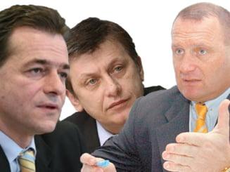 Cititorii Ziare.com il dau pe Crin Antonescu drept viitorul presedinte al PNL