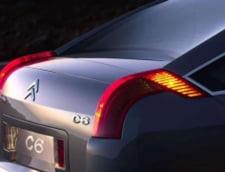 Citroen pregateste un C6 hibrid cu emisii de doar 100 g/km