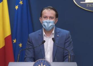 """Citu: """"Astept desemnarea ministrului Sanatatii de la USR PLUS. Coalitia poate merge mai departe"""""""