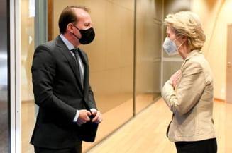 Citu anunta ca a avut o intalnire foarte constructiva cu presedintele Comisiei Europene pentru negocierile privind PNRR