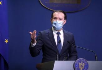 """Citu anunta ca decizia privind redeschiderea scolilor va fi luata pe 2 februarie: """"Conteaza situatia din punctul de vedere al sanatatii"""""""