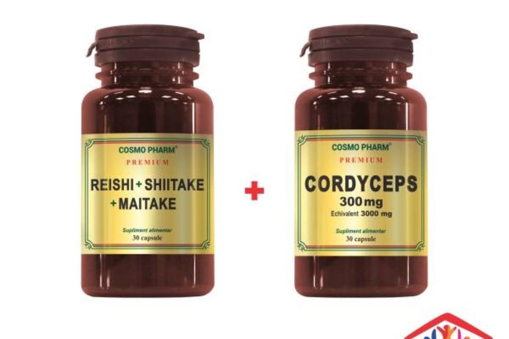 imunitate cu 7 ciuperci catena)