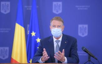 Clarificarile lui Iohannis. Ce spune presedintele despre certificatul de vaccinare
