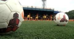 Clasa de liceu cu cei mai buni fotbalisti din sud-estul Romaniei. Proiectul apartine FRF