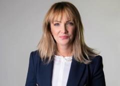 Claudia Benchescu, sotia deputatului PNL Mihai Voicu, a fost numita subsecretar de stat in MAI