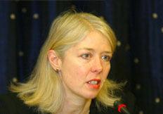 Claudia Pendred (BERD): PIB-ul Romaniei va creste cu 0,9% in 2011