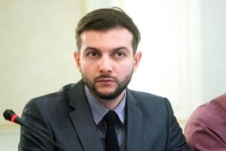Claudiu Craciun, audiat in calitate de faptuitor in dosarul privind agresarea ministrului Barbu
