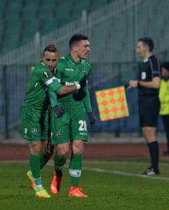 Claudiu Keseru, alte trei goluri marcate in campionatul bulgar de fotbal