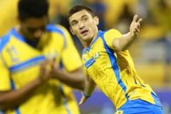 Claudiu Keseru, erou pentru echipa sa. A marcat 4 goluri