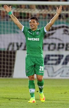 Claudiu Keseru, gol dupa gol in Bulgaria
