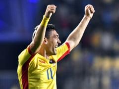 Claudiu Keseru a marcat trei goluri intr-o singura repriza pentru Ludogorets