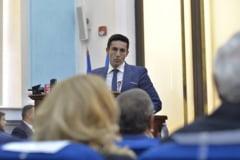 Claudiu Manda - discurs la deschiderea anului universitar la Craiova