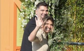 Clipe memorabile la nunta Simonei Halep. Dan Bittman și Loredana Groza au făcut show. Cum le-a mulțumit tenismena VIDEO
