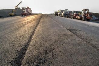 Clipe tensionate pe autostrada Deva-Lugoj: Munitie din al Doilea Razboi Mondial, detonata de ISU
