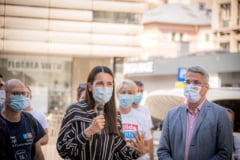 """Clotilde Armand: """"Angajatii ADP Sector 1 au incasat vreme de patru ani spor de antena pentru radiatii inexistente"""""""