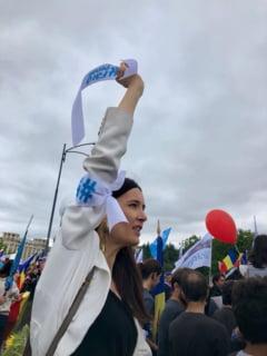 Clotilde Armand: Eu am ales Romania si am dat totul Romaniei. Marele plan de reconstructie Interviu