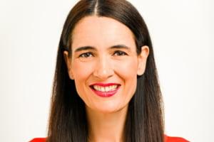 """Clotilde Armand, candidata Dreptei la Primaria Sectorului 1: """"Pe 27 septembrie, cu mobilizarea voastra, vom invinge acest sistem de coruptie care sufoca Bucurestiul si toata Romania"""" (P)"""