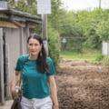 """Clotilde Armand, dupa protestul cu gunoi de la Primaria Sectorului 1: """"Televiziunea fugarului Ghita si a turnatorului au pus la cale un scenariu mizerabil"""""""