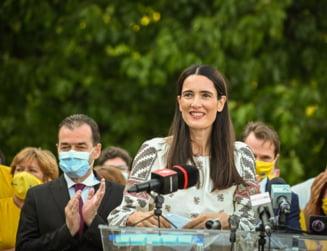 Clotilde Armand, reactie dupa rezultatele exit-poll-ului: Fac un apel la responsabilii din sectiile de votare sa nu indrazneasca sa fraudeze