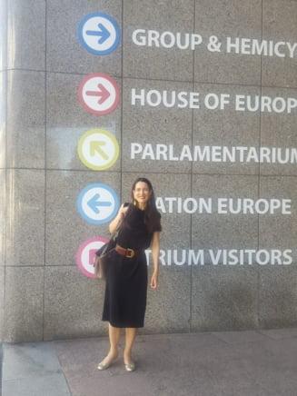 Clotilde Armand continua lista apropiatilor PSD care ocupa functii inalte in afara tarii