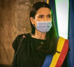 Clotilde Armand pierde teren in propriul partid. A castigat alegerile pentru filiala USR-PLUS Sector 1 la o diferenta infima