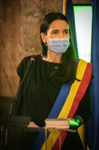 Clotilde Armand va propune Consiliului Local al Sectorului 1 rezilierea contractului cu Romprest