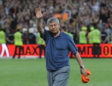 Clubul Sahtior Donetk a renuntat la dezvelirea unei statui a lui Lucescu, dupa ce antrenorul roman a preluat rivala Dinamo Kiev
