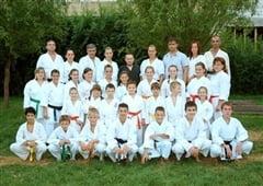 Clubul Sportiv Karate Do Carei a obtinut 51 medalii de aur in primul semestru