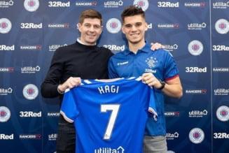 Clubul care insista pentru transferul lui Ianis Hagi: Este in alerta in cazul in care Rangers nu apasa tragaciul