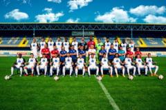 Clubul de fotbal Gaz Metan Medias s-a despartit de opt jucatori