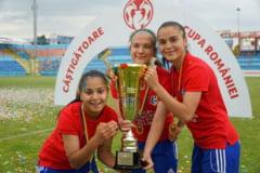 Cluburile din Liga 1, obligate sa aiba echipe de fotbal feminin - oficial
