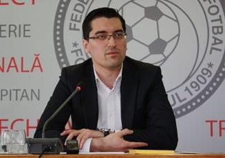 """Cluburile din Liga 1 l-au """"faultat"""" pe Burleanu"""