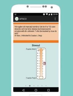 Cluj: A fost lansata o aplicatie care ii ajuta pe bolnavii de cancer sa-si autoevalueze starea psihica