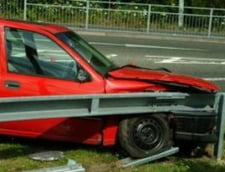 Cluj: Doi morti si trei raniti, intr-un accident petrecut la Gilau