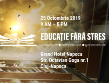 Cluj: Meditatie transcedentala pentru reducerea stresului la elevi si profesori