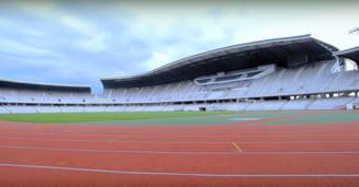 Cluj Arena, al doilea cel mai scump stadion din Romania, a intrat in faliment