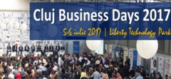 Cluj Business Days, in 5-6 iulie 2017