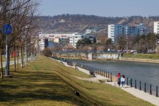 Cluj-Napoca, Turda, Dej si opt comune din Cluj au iesit din zona rosie a incidentei de COVID. Ce restrictii ar putea disparea