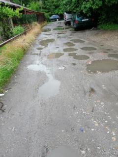 Cluj-Napoca, oras de cinci stele. Calea Someseni este inundata la fiecare ploaie - FOTO