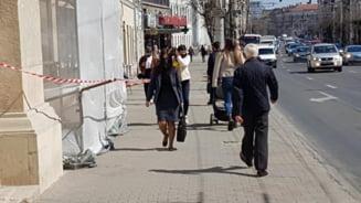 Cluj-Napoca a depasit 5.50 la mie. Scolile sunt in pericol sa fie inchise
