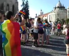 Cluj Pride: 3.000 de persoane au participat la marsul LGBT si au cerut reglementarea parteneriatului civil