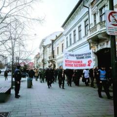 Clujul iese in strada pentru Kovesi