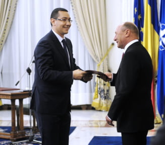 Coabitarea Basescu-Ponta: lapte si miere sau o noua suspendare? - ce cred analistii