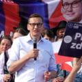 Coaliția de guvernare din Polonia, în pragul destrămării. Premierul Mateusz Morawiecki a demis din executiv pe liderul unui partid de dreapta