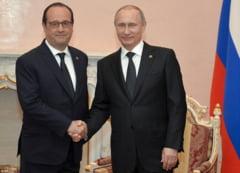 Coalitia anti-Daech: Si acum jocul lui Vladimir Putin!