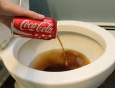 Coca Cola, la fel de nociva ca acidul de baterie?