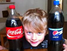 Coca-Cola si Pepsi, interzise intr-un parc pentru copii din Romania