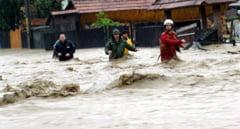 Cod Galben de inundatii. Patru judete din Transilvania sunt in pericol
