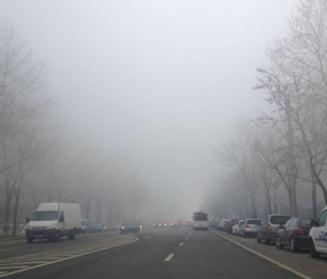 Cod galben de ceata in 13 judete